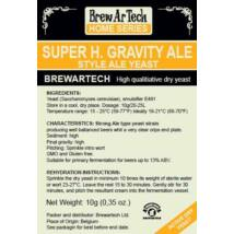 Brewartech Super High Gravity Ale Sörélesztõ 10