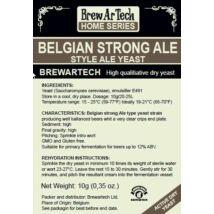 Brewartech Belgian Strong Ale Sörélesztő