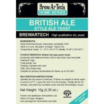 Brewartech British Ale sörélesztő