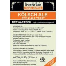 Brewartech Kölsch Ale sörélesztő