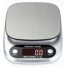 Digitális gramm mérleg 10 Kg-ig