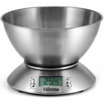 Tristar Konyhai Mérleg és Időzítő 5 kg-ig mér