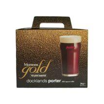 Docklands porter