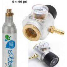 CO2 Reduktor Sodastream palackhoz