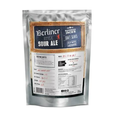 Craft Series Berliner Style Sour Ale