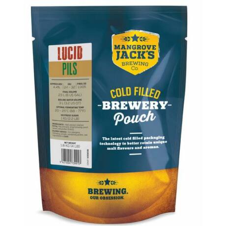 Traditional Series Lucid Pils Pouch