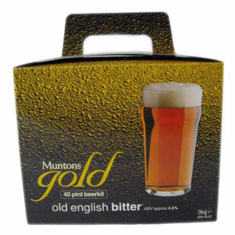 Old English bitter