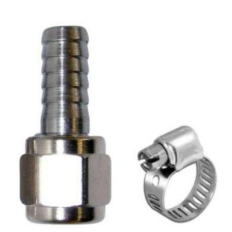 Bilincses Cső csatlakozó szett ball Lock systemhez