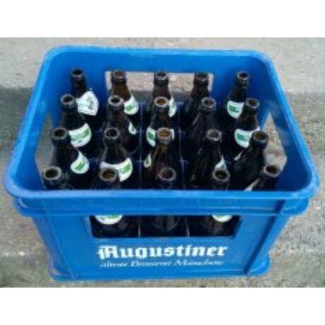 1 Rekesz használt 0,33L sörösüveg