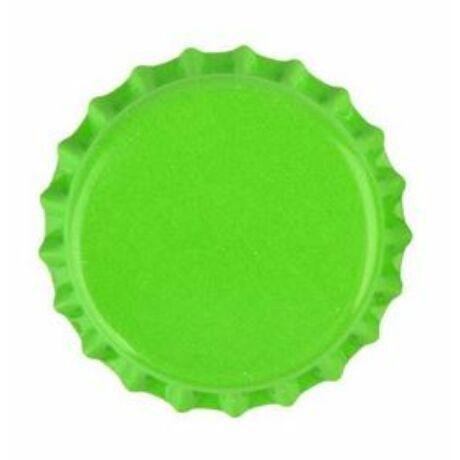 Lime Zöld színű söröskupak 100db