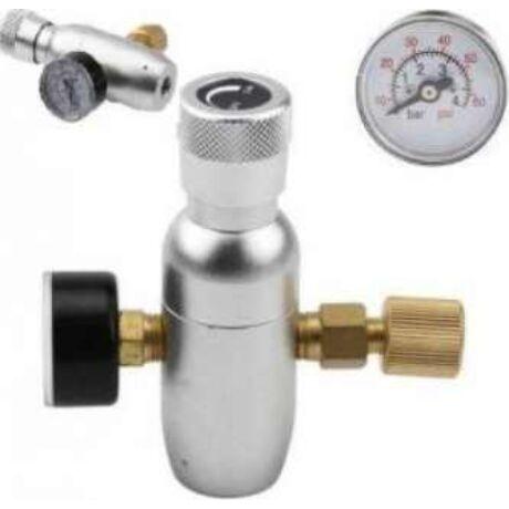 Patronos CO2 Reduktor Ball lock fejhez